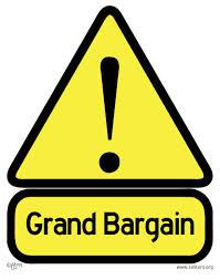 Grand Bargain Event Planning